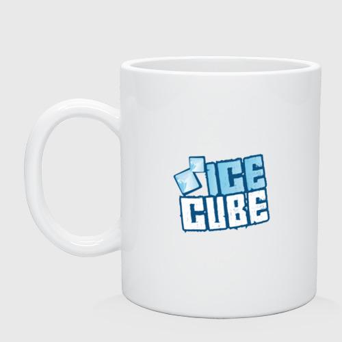 Кружка Ice Cube