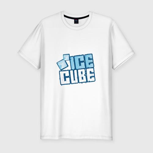 Мужская футболка премиум Ice Cube