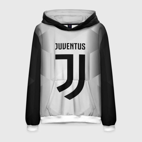Мужская толстовка 3D Juventus 2018 Original