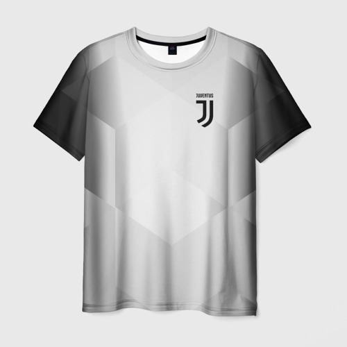 Мужская футболка 3D JUVENTUS / ЮВЕНТУС