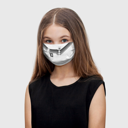 Детская маска (+5 фильтров) Месут Озил ЧМ 2018