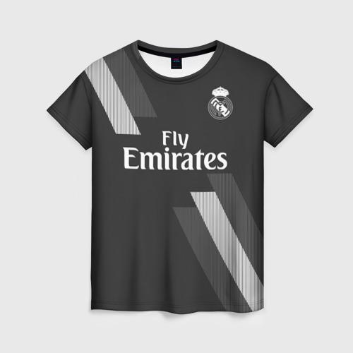 Женская футболка 3D Real new season