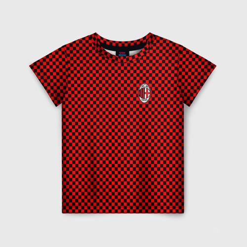 Детская футболка 3D AC MILAN