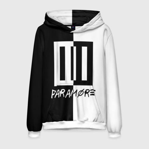 Мужская толстовка 3D Paramore