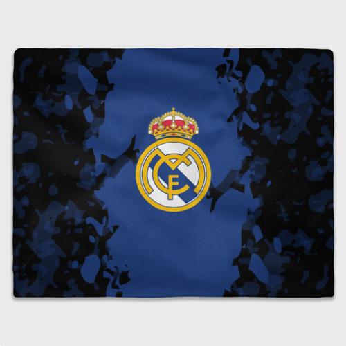 Плед 3D Real Madrid 2018 Original