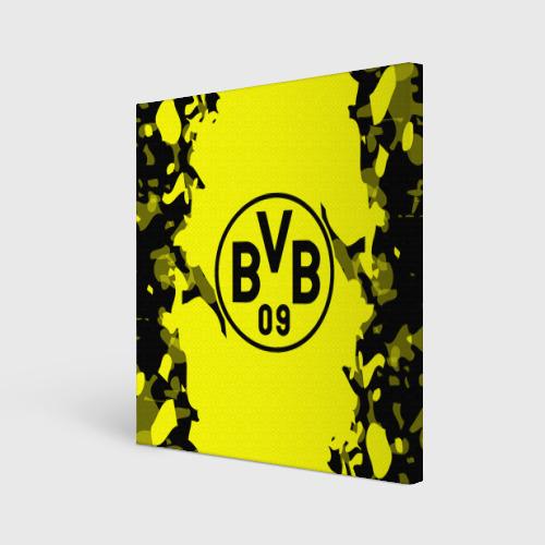 Холст квадратный FC Borussia 2018 Original