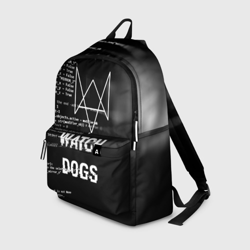 Рюкзак 3D Wath dogs 2 Хакер