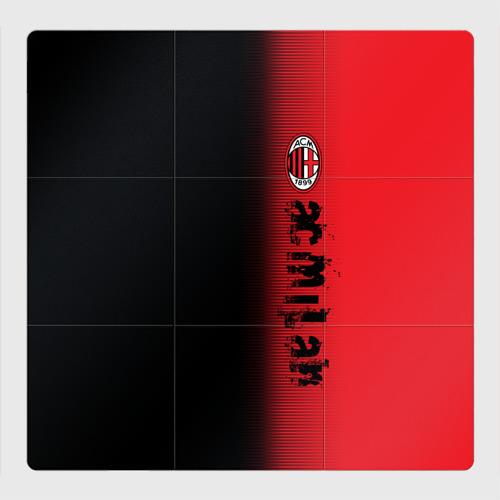 Магнитный плакат 3Х3 AC MILAN