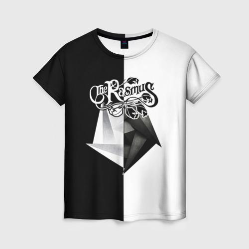 Женская футболка 3D The Rasmus