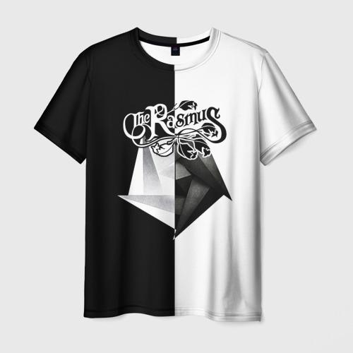 Мужская футболка 3D The Rasmus