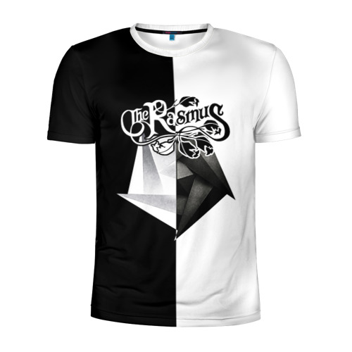 Мужская футболка 3D спортивная The Rasmus