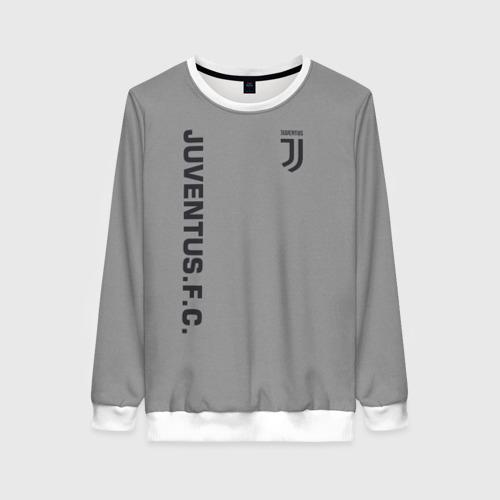 Женский свитшот 3D Juventus 2018 Vintage