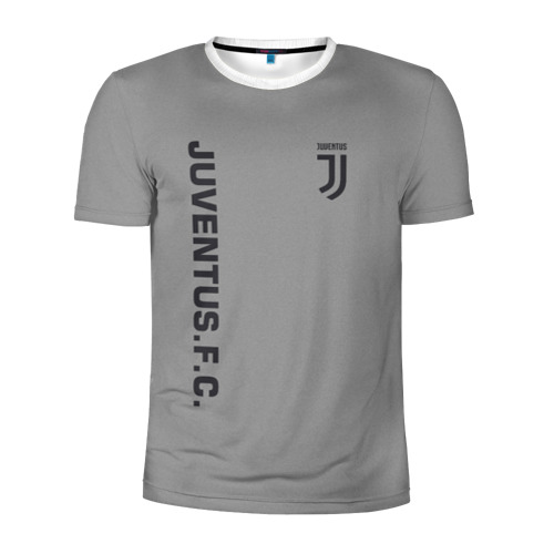 Мужская футболка 3D спортивная Juventus 2018 Vintage
