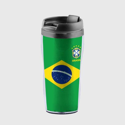 Термокружка-непроливайка Бразилия, форма
