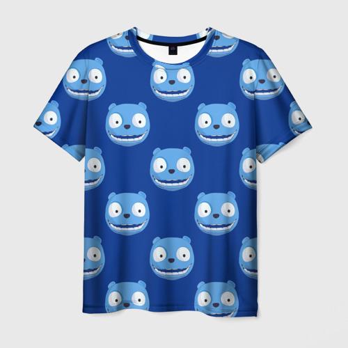 Мужская футболка 3D Валдо