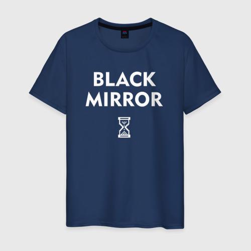 Мужская футболка хлопок Black Mirror