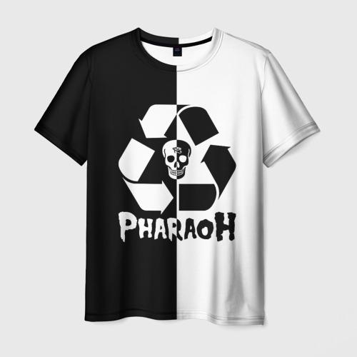 Мужская футболка 3D Pharaoh