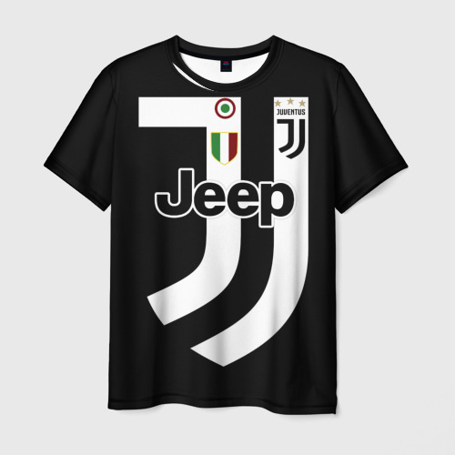 Мужская футболка 3D Dybala FIFA edition 2018