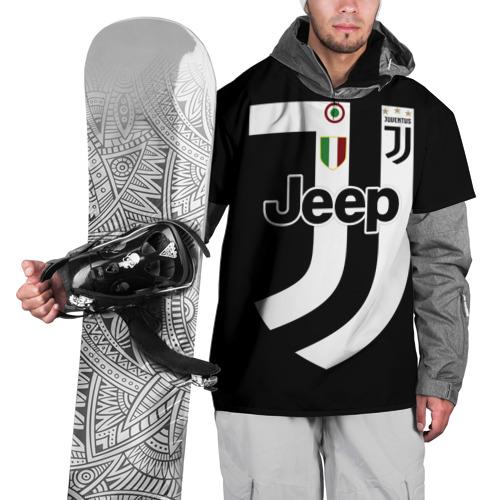 Накидка на куртку 3D Juventus FIFA Edition