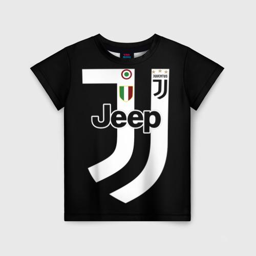 Детская футболка 3D Juventus FIFA Edition