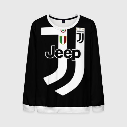 Мужской свитшот 3D Juventus FIFA Edition