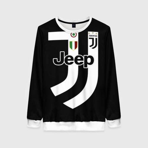 Женский свитшот 3D Juventus FIFA Edition