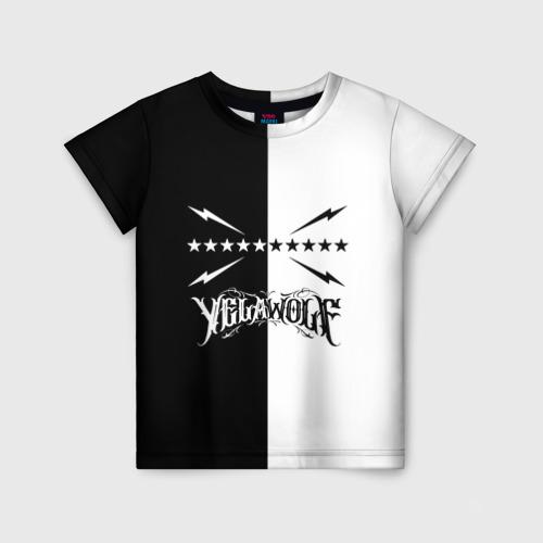 Детская футболка 3D Yelawolf