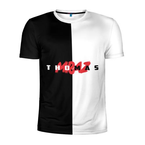 Мужская футболка 3D спортивная Thomas Mraz