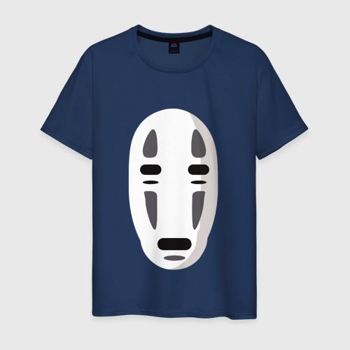 Мужская футболка хлопок Безликий Бог Каонаси_2