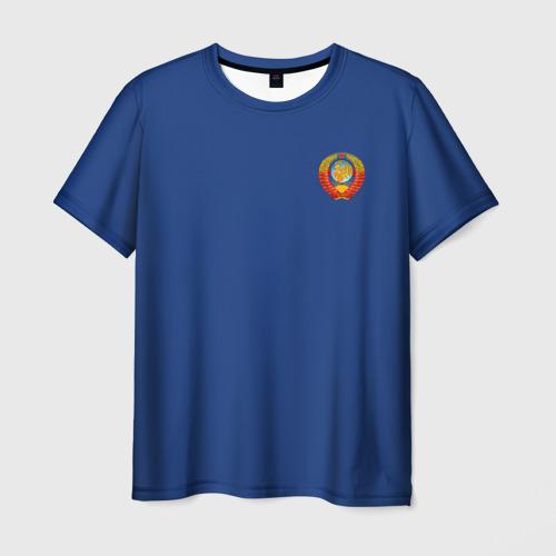 Мужская футболка 3D Олимпиада - 72