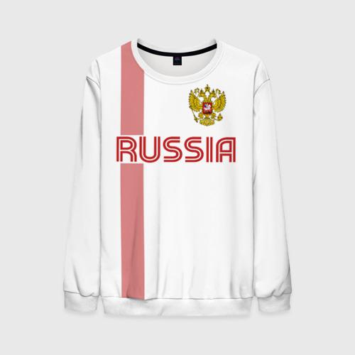 Мужской свитшот 3D Россия