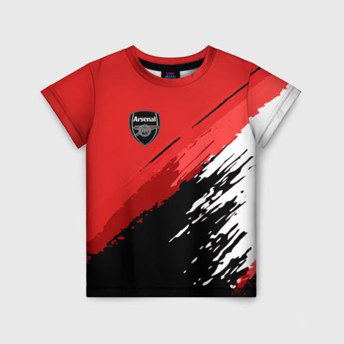 Детская футболка 3D Arsenal 2018 Original