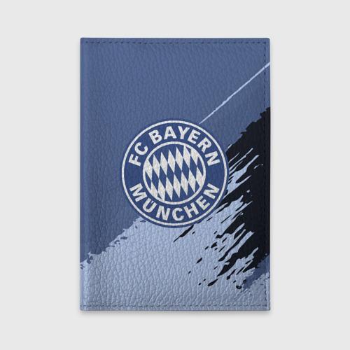 Обложка для автодокументов FC Bayern Munchen style