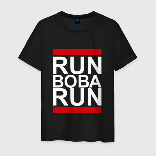 Мужская футболка хлопок Run Вова Run