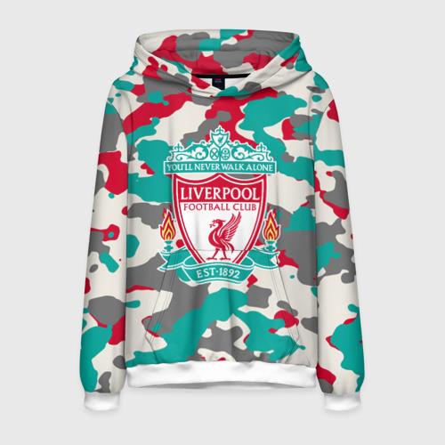 Мужская толстовка 3D FC Liverpool