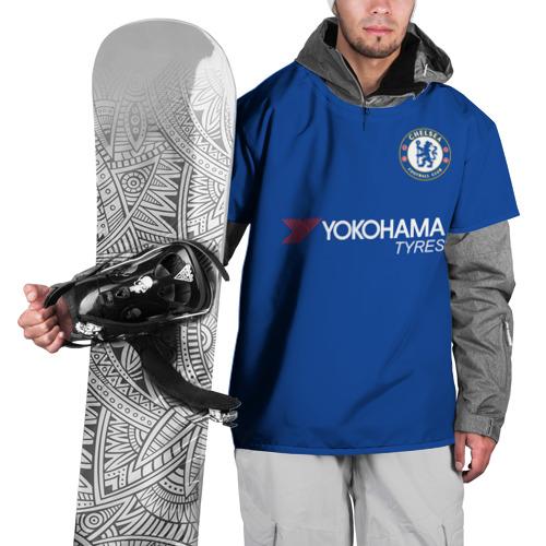 Накидка на куртку 3D Форма Дидье Дрогба