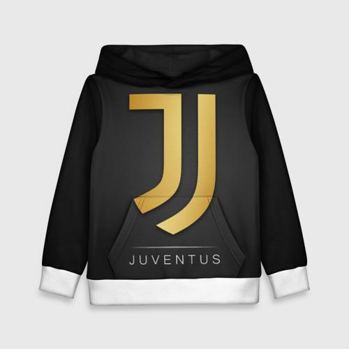 Детская толстовка 3D Juventus Gold Edition