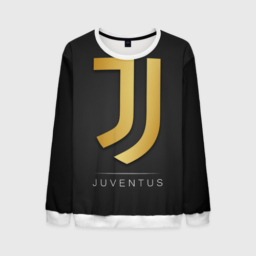 Мужской свитшот 3D Juventus Gold Edition