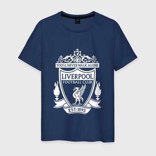 Мужская футболка хлопок Liverpool FC