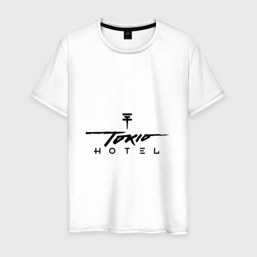 Мужская футболка хлопок Tokio Hotel