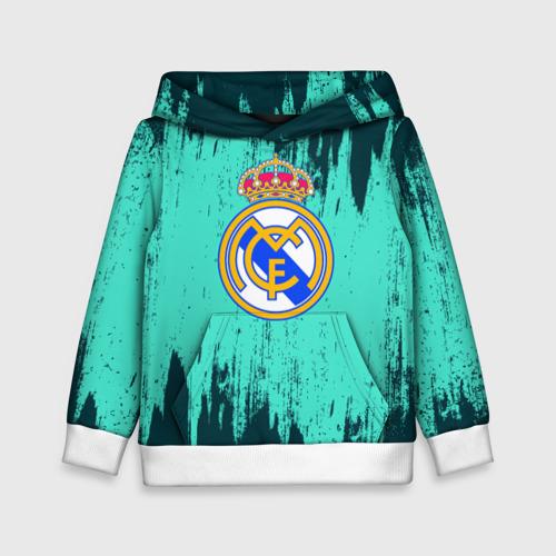 Детская толстовка 3D Реал Мадрид