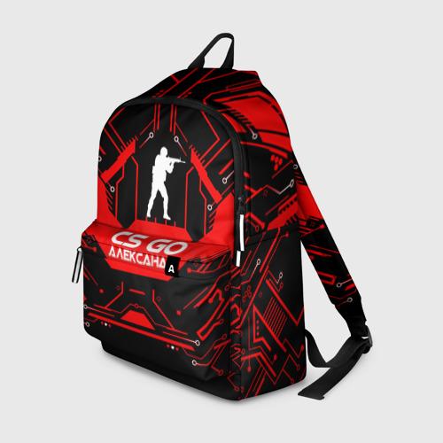 Рюкзак 3D Counter Strike-Александр