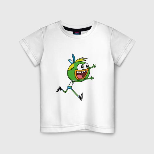 Детская футболка хлопок Шлепшлеп