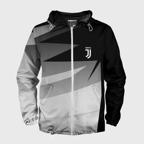 Мужская ветровка 3D Juventus 2018 Original