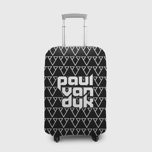 Чехол для чемодана 3D Paul Van Dyk