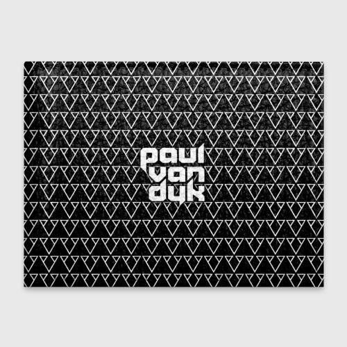 Обложка для студенческого билета Paul Van Dyk