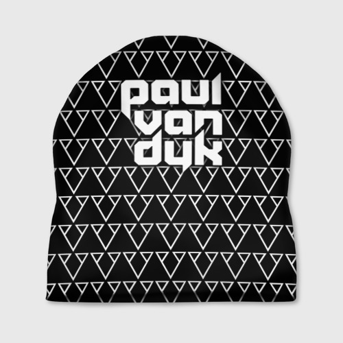 Шапка 3D Paul Van Dyk