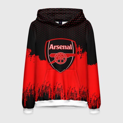 Мужская толстовка 3D FC Arsenal Original uniform