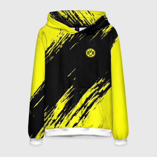 Мужская толстовка 3D FC Borussia 2018 Original