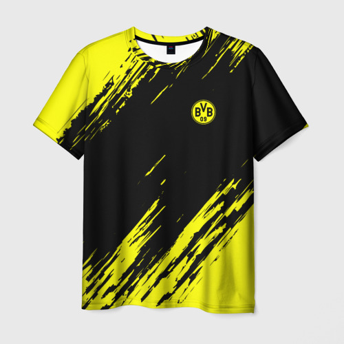 Мужская футболка 3D FC Borussia 2018 Original